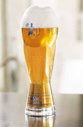 כוס בירה טרופי