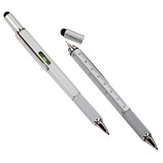 טוגו- עט מתכת 5 פונקציות