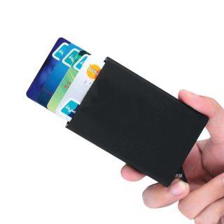 כרדיט - קופסה לכרטיסי אשראי מאלומיניום