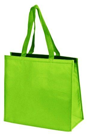 סניק- תיק קניות עם ציפוי אלומיניום לבידוד