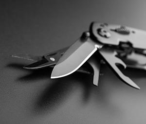 אולרים, מטרים וסכינים
