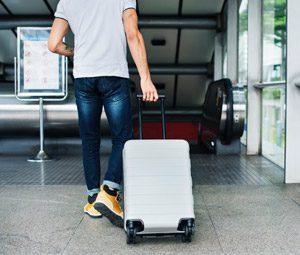 מזוודות ומשקלים