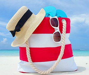תיקי שרוכים וחוף
